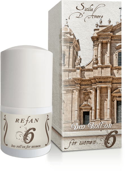 6 Deo Roll-on per donne