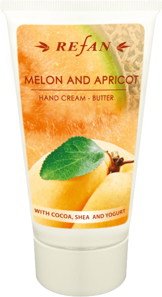 Butter-crema per le mani melon and apricot