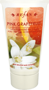 Pink Grapefruit PINK GRAPEFRUIT DEEP CLEANSING FACE MASK