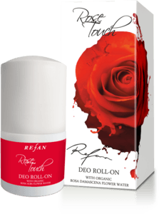 Rose Touch Deo roll-on