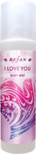 I love you Spray per corpo