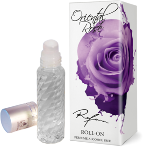 Oriental Rose Profumo senza alcool roll-on