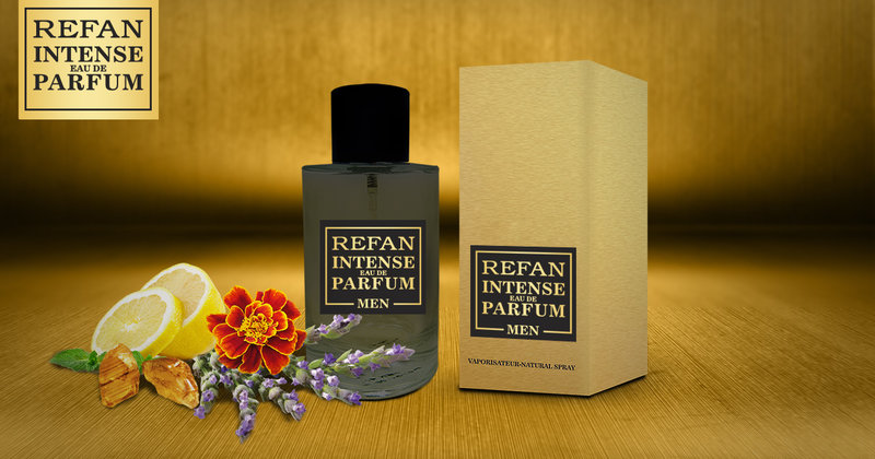 REFAN INTENSE eau de PARFUM MEN 211