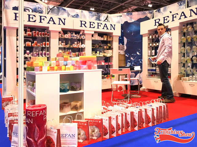 """Refan Bulgaria"" will present its franchise model at the Franchise Show /19 and 20 February 2016/"