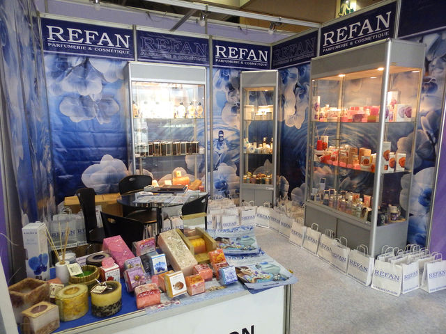 REFAN  with  new success at the largest beauty exhibition in South Korea