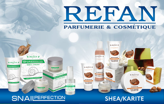 """Refan Bulgaria"" with participation at the famous world exhibition Cosmoprof in Bologna, Italy"