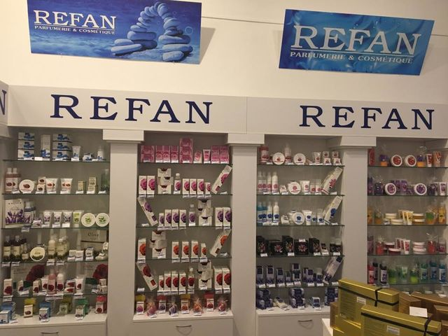 A new boutique of REFAN opened doors in the heart of Budapest