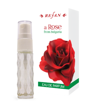 PROFUMO ROSE FROM BULGARIA 10 ML REFAN