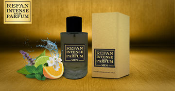 REFAN INTENSE eau de PARFUM For men REFAN INTENSE eau de PARFUM MEN 407