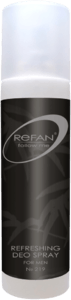 Refan Follow Me DEO SPRAY RINFRESCANTE REFAN FOLLOW  ME PER UOMINI