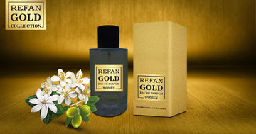REFAN GOLD COLLECTION WOMEN EAU DE PERFUM REFAN  GOLD WOMEN 192