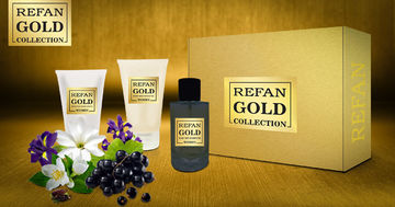 REFAN GOLD COLLECTION REFAN GOLD COLLECTION SET