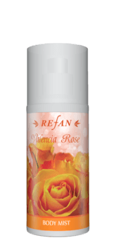 Valencia rose Spray per il corpo