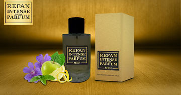 REFAN INTENSE eau de PARFUM For men MEN 409