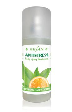 BODY SPRAY DEODORANT Antistress