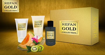 REFAN GOLD COLLECTION WOMEN SET REFAN GOLD COLLECTION WOMEN 126