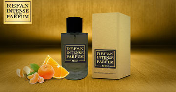 REFAN INTENSE eau de PARFUM For men INTENSE REFAN GOLD EAU DE PARFUM - MEN 246
