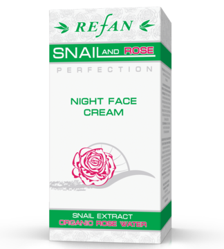 Crema Viso Notte SNAIL AND ROSE PERFECTION