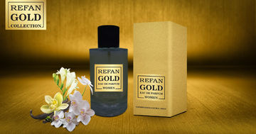REFAN GOLD COLLECTION WOMEN EAU DE PERFUM REFAN  GOLD  WOMEN 187