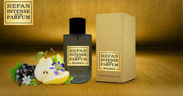 REFAN INTENSE eau de PARFUM For WOMEN REFAN INTENSE eau de PARFUM WOMEN 034