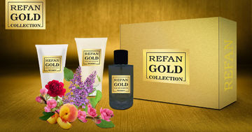 REFAN GOLD COLLECTION WOMEN SET REFAN GOLD COLLECTION WOMEN 191