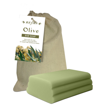 Linea Oliva Bar soap olive