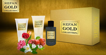REFAN GOLD COLLECTION REFAN GOLD COLLECTION SET SET REFAN GOLD COLLECTION WOMEN 155