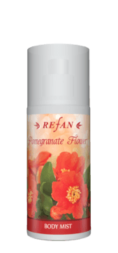 Pomegranate Flower Spray per il corpo
