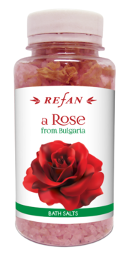 "SALI DA BAGNO ""A ROSE FROM BULGARIA"" REFAN"