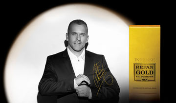 REFAN INTENSE  GOLD - MEN