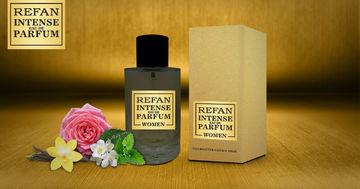 REFAN INTENSE eau de PARFUM For WOMEN REFAN INTENSE eau de PARFUM  166