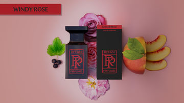 WINDY ROSE eau de parfum Refan