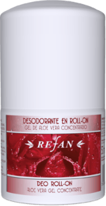 Refan ALOE VERA Deodoranti roll-on