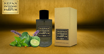 REFAN INTENSE eau de PARFUM For men REFAN INTENSE eau de PARFUM MEN 420